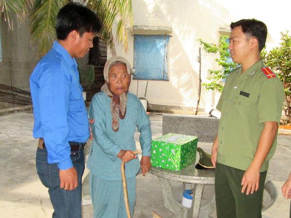 Đoàn Cơ Sở Công An Huyện Thuận Nam: Xây Dựng Hình Ảnh Người Đoàn Viên Công  An Nhân Dân Xung Kích Vì Cộng Đồng