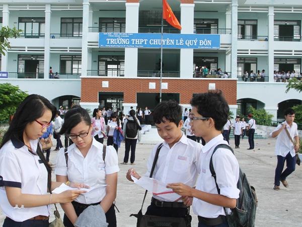 Ninh Thuận: Chuẩn bị cho kỳ thi tuyển sinh vào lớp 10 THPT năm học 2014-2015