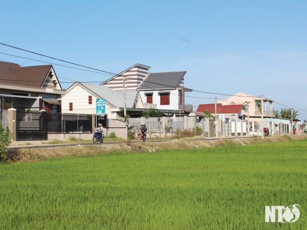 Ninh Thuận Bài 2: Nông thôn khởi sắc qua thực hiện Nghị quyết Tam nông