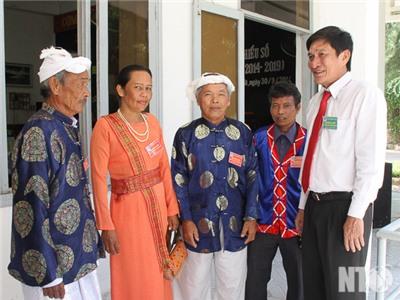 Đại hội Đại biểu Các dân tộc thiểu số huyện Ninh Hải lần thứ II