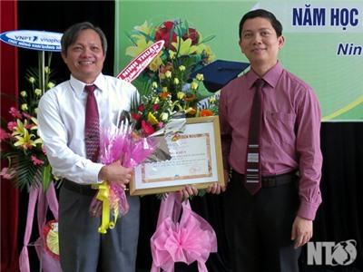 Phân hiệu Trường Đại học Nông lâm TP. Hồ Chí Minh tại Ninh Thuận khai giảng năm học 2014-2015
