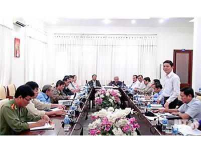 UBND tỉnh triển khai phương hướng nhiệm vụ công tác đối ngoại 2015