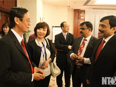 Hội nghị xúc tiến đầu tư vào tỉnh Ninh Thuận 2015 tại TP.Hồ Chí Minh