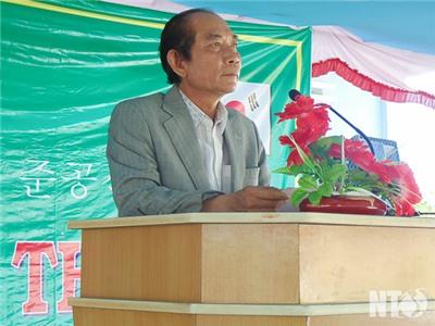 Ninh Sơn: Khánh thành công trình Saemaul tại Lương Sơn
