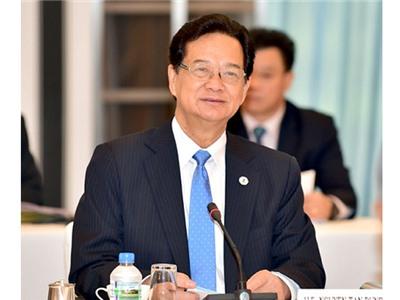 Thủ tướng dự Tọa đàm kinh tế Việt Nam-Nhật Bản