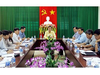 Chuẩn bị tốt các nội dung Kỳ họp lần thứ 13, HĐND tỉnh khóa IX