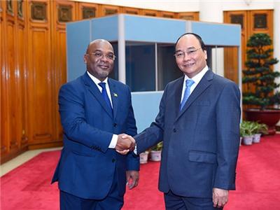 Việt Nam sẵn sàng chia sẻ kinh nghiệm với Mozambique