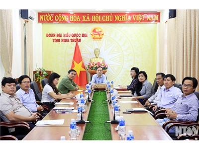 Phiên họp thứ 13, Ủy ban Thường vụ Quốc hội khóa XIV: Chất vấn và trả lời chất vấn