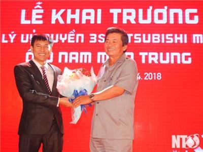 Khai trương Showroom Mitsubishi Nam Miền Trung tại Ninh Thuận