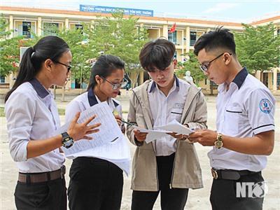 Ngày đầu tiên kỳ thi THPT quốc gia năm 2019 diễn ra nghiêm túc, an toàn