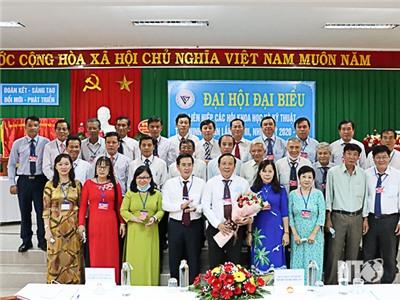 Đại hội đại biểu Liên hiệp các Hội Khoa học và Kỹ thuật tỉnh lần thứ III, nhiệm kỳ 2020-2025