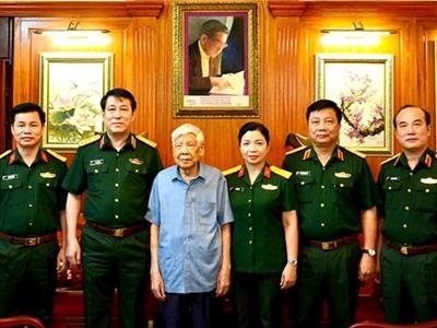 Đại tướng Lương Cường: Đồng chí Lê Khả Phiêu - người cán bộ mẫu mực, văn-võ song toàn