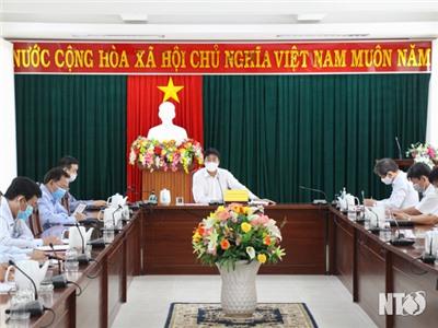 UBND tỉnh họp đánh giá kết quả triển khai nhiệm vụ lĩnh vực văn hóa-xã hội