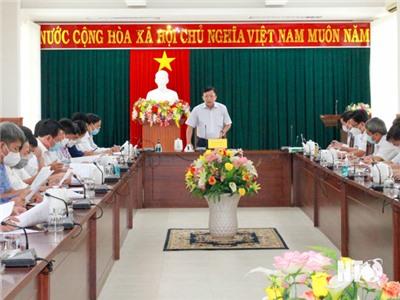 Hội nghị tổng kết việc thực hiện chính sách bồi thường, hỗ trợ, tái định cư
