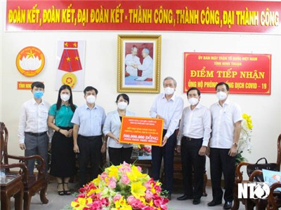 Đoàn công tác Thành ủy TP. Hồ Chí Minh thăm và chia sẻ kinh nghiệm về công tác phòng, chống dịch COVID-19